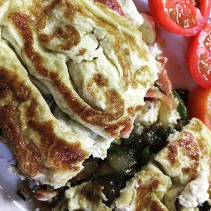 Omelette breakfast meal free download image photo